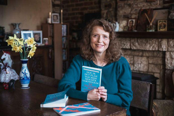 Aleksandra (54) verhuisde in de jaren negentig naar Limburg, om er samen met haar nieuwe geliefde te wonen.