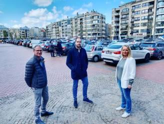 """Handelaars rond Grote Markt in Blankenberge niet te spreken over timing werken: """"Dit is de doodsteek voor handel en horeca in de binnenstad"""""""