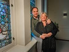 Horecatycoon René is het gaspedaal, zijn vrouw Sandra de rem