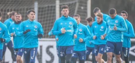 Huntelaar houdt het na kwartier voor gezien bij eerste training Schalke