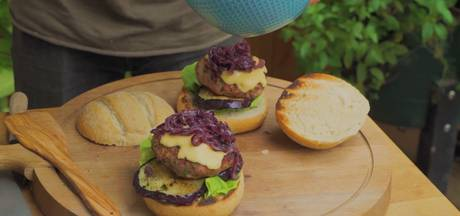 Als je deze lamsburger eenmaal hebt gemaakt, kun je niet meer zonder!