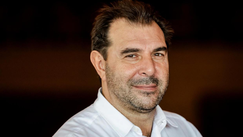 Daniele Gatti is nu chef bij opera in Rome. Beeld Remko de Waal/ANP