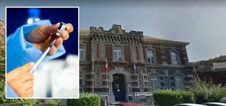 Colère à la prison de Huy: la vaccination des agents annoncée samedi puis annulée lundi