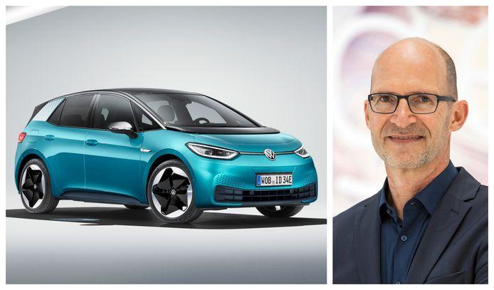 Volkswagens Chief Designer Klaus Bischoff over de nieuwe ID.3: 'Alles is anders bij deze auto'