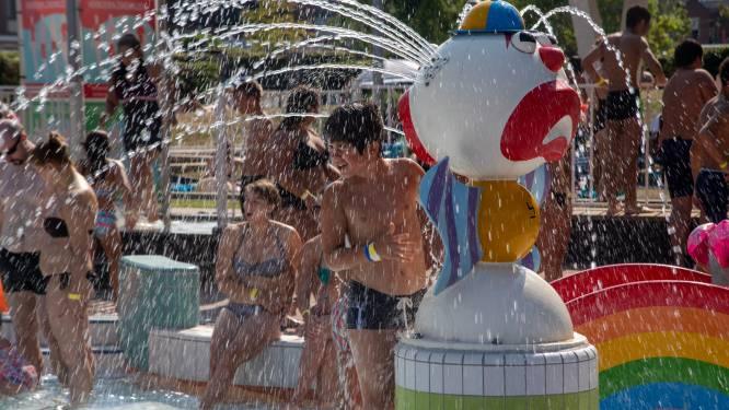 Openluchtzwembad De Warande heropent op 7 juni