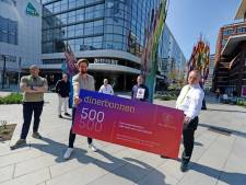 Ziekenhuis MST in coronajaar 2020:  311.520 mondmaskers, 27.834 stukken taart en ijs en 8 miljoen euro winst