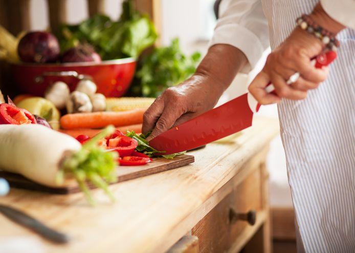 Gezonde voeding is een van de manieren om een gezonder leven te leiden.