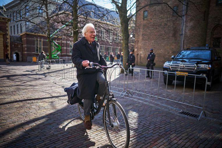 Informateur Tjeenk Willink. Beeld ANP