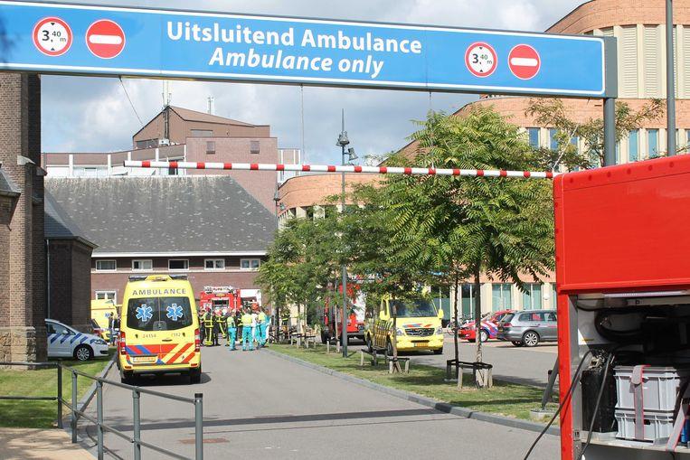 Het Laurentius Ziekenhuis in Roermond. Beeld ANP