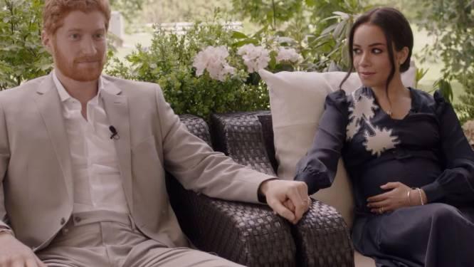 """Dramatische fictiefilm Harry & Meghan imiteert Oprah-interview: """"Ze mogen ons niet vernietigen zoals ze dat met vele anderen hebben gedaan"""""""