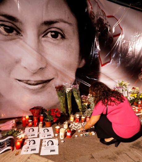 Vermoorde journaliste Malta: premier zwicht voor roep om onafhankelijk onderzoek