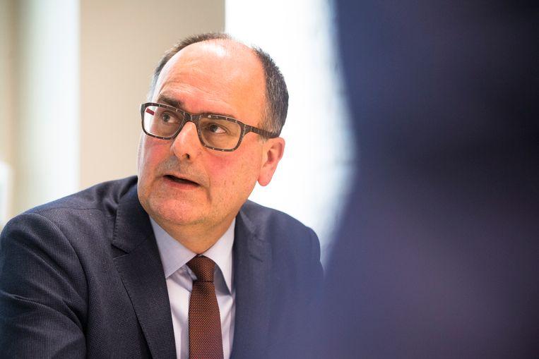 Ageas-topman Bart De Smet