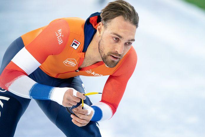 28-02-2020: Schaatsen: WK allround en sprint: Hamar Kjeld Nuis 1000 m