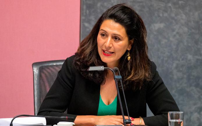 Touria Melani. Nu het rapport af is, ligt het handelen van de wethouder opnieuw onder een vergrootglas.