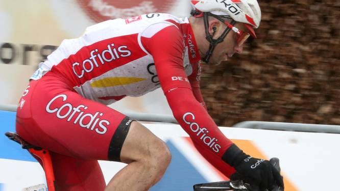 """Piet Allegaert baalt na tweede plaats in Tro-Bro Léon: """"Schakelprobleem kost me de overwinning"""""""