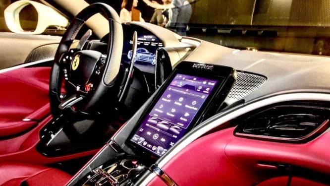 Waarom Ferrari de temperatuur van inzittenden gaat meten