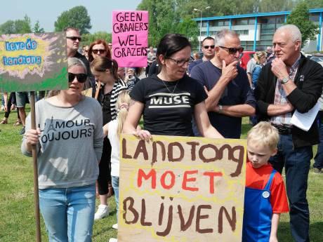 Wethouder: nog te vroeg voor garanties dat Landtong groen blijft