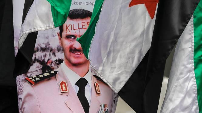 Afzetten Syrische president Assad geen prioriteit meer voor Trump-administratie