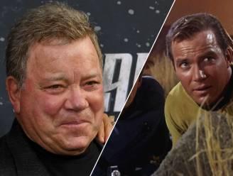 Blue Origin stelt ruimtevlucht Star Trek-legende William Shatner (90) uit wegens wind