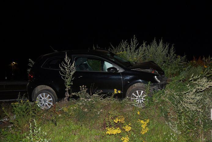 Ongeluk in Loon op Zand, bestuurder niet naar ziekenhuis.