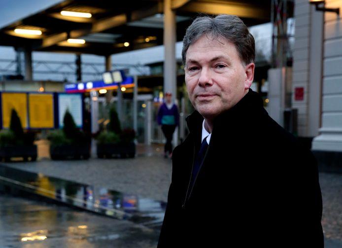 Dan van Leeuwen is de lijsttrekker van de PVV in Dordrecht.
