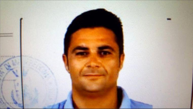 Saverio Tucci, alias 'het Engelengezicht'. Beeld Politie Italië