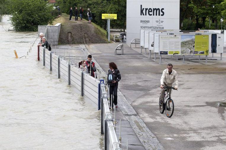 Krems an der Donau. Beeld afp