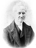 Pieter Uittenbogaard, schrijver van het klokverhaal.