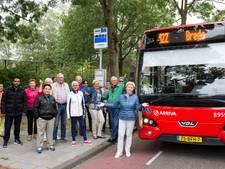 Bewoners naar rechter over bushalte in Terheijden: 'De situatie is te gevaarlijk'