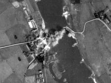 Dodelijke luchtaanval op Looveer tijdens Slag om Arnhem duikt op in geallieerde gevechtsopnamen