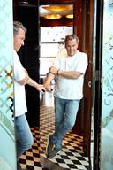 """Fred Mustert van tweesterrenrestaurant Fred: ,,Ik blijf een vakidioot."""""""