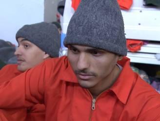 """VTM NIEUWS-journalist bij Antwerpse IS-strijder in Syrische gevangenis: """"Ik wil terug naar België"""""""