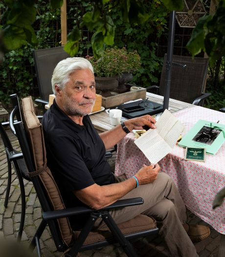 Vordenaar Gerard (69) schreef boek over zijn vader die dwangarbeider was in Duitsland: 'Hij werd gedwongen lijken op te ruimen'