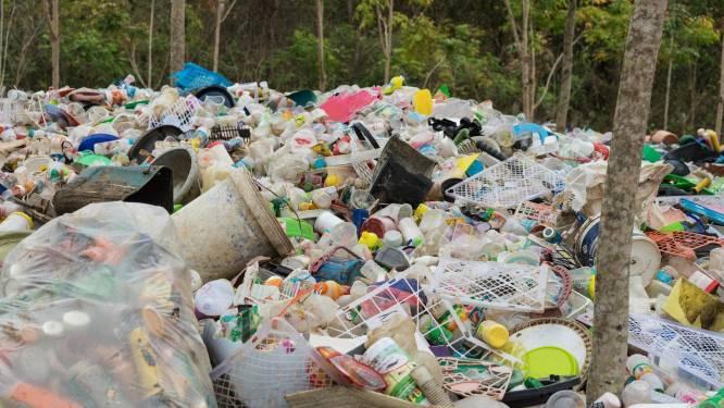 Aarde verandert stilaan in 'Planeet Plastic'