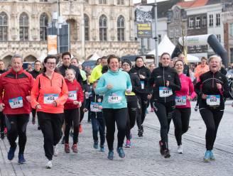 Lions Trail Run in Oudenaarde voor twee goede doelen
