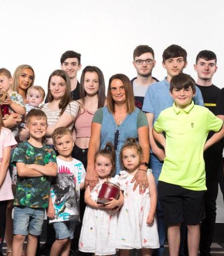 Une Britannique donne naissance à son vingt-deuxième enfant