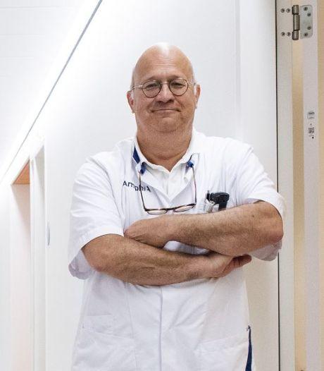Dokter Crolla van Amphia overweldigd door succes petitie 538 Oranjedag: 'Ik hoop dat duidelijke signaal wordt opgepikt'
