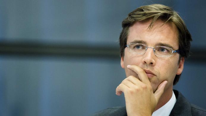 D66-Kamerlid Sjoerd Sjoerdsma.