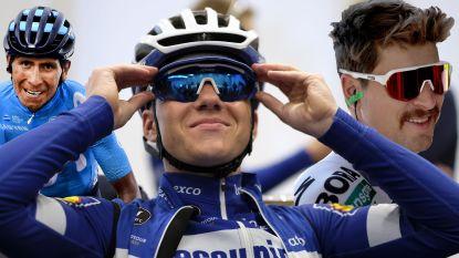 Vijf redenen waarom het zondag uitkijken is naar de start van de Ronde van San Juan, met een jarige Remco Evenepoel op kop