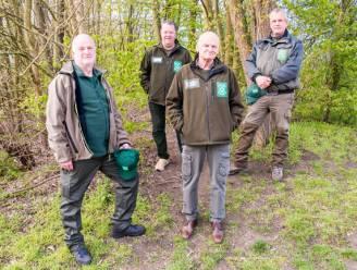 Vier bijzondere veldwachters houden voortaan oogje in het zeil in Kleiputten