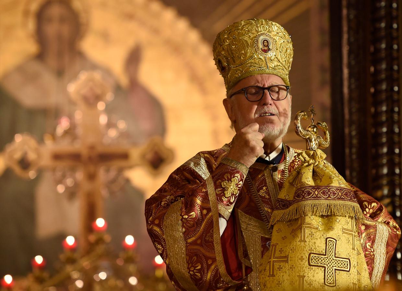 Jean van Charioupolis, aartsbisschop van de Russisch-orthodoxe kerken in West-Europa.