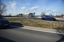 Eind vorig jaar werd de rotonde aan de witloofveiling aangepakt. Nu is de noordelijke rotonde (richting Mechelen) aan de beurt.
