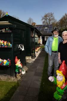 Bijna 500 kabouters en 290 'overigen' in een tuin in Griendtsveen: exotische oorden, gewoon achter het huis