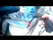 Agente die zwarte man doodde zag pistool aan voor taser, blijkt uit dashcambeelden