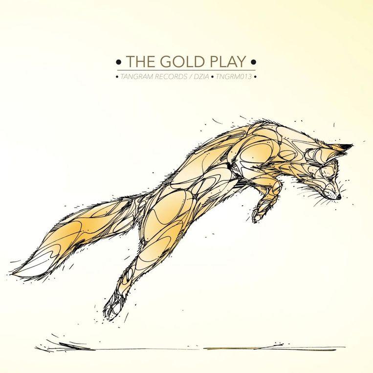 Tangram x Dzia - 'The Gold Play'.  Beeld rv
