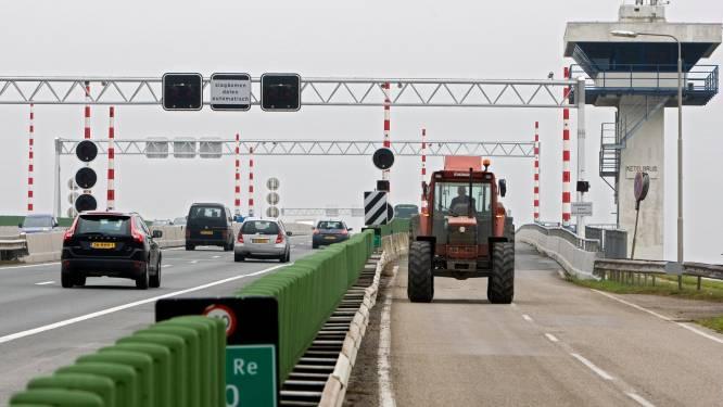 Groot onderhoud A6 tussen Lelystad-Noord en Ketelbrug gereed, weg is veiliger en stiller