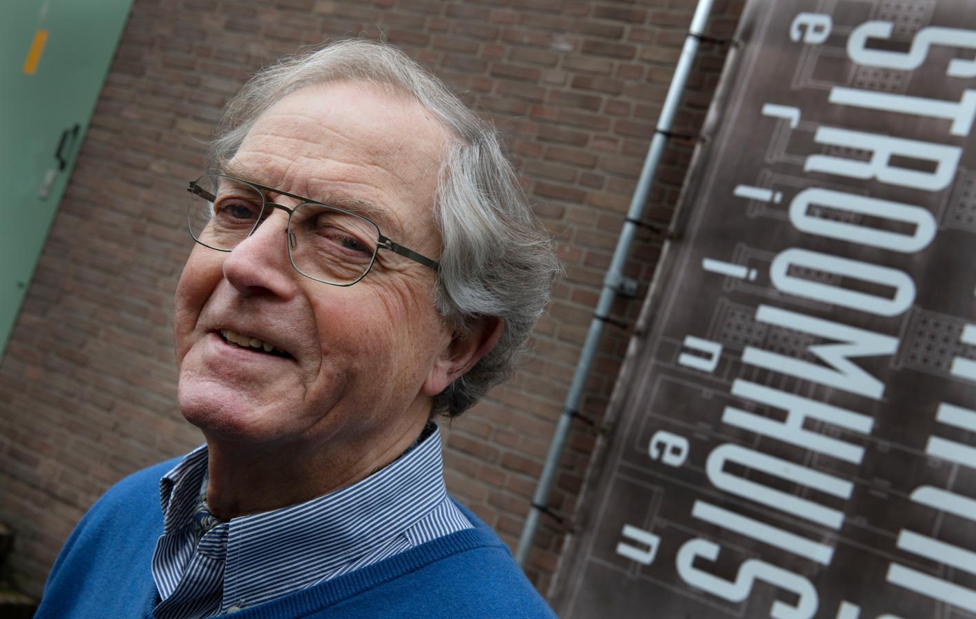 Haaftenaar Hans Baars zet zich al jaren in voor Stroomhuis Neerijnen.
