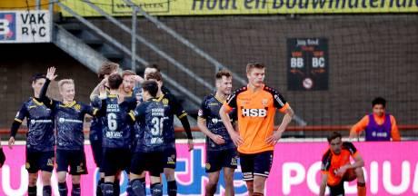 Roda JC klopt FC Volendam na doelpuntenregen, Almere City wint na ontslag Tobiasen