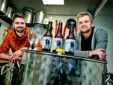 Nieuwe biertjes uit Kinderdijk: 'Iedereen gaat straks aan de Kater'