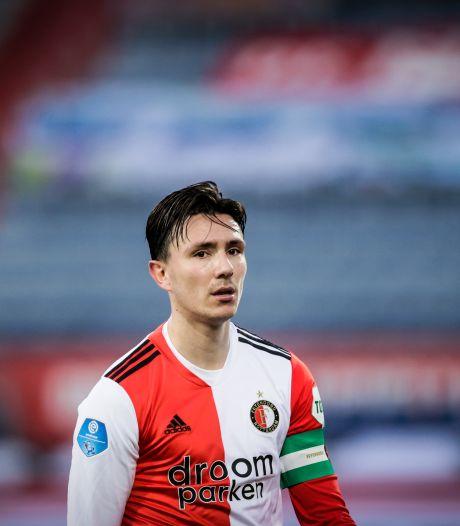 8 | Steven Berghuis: het eigenwijze ventje uit Apeldoorn werd De Man bij Feyenoord en is klaar voor het EK